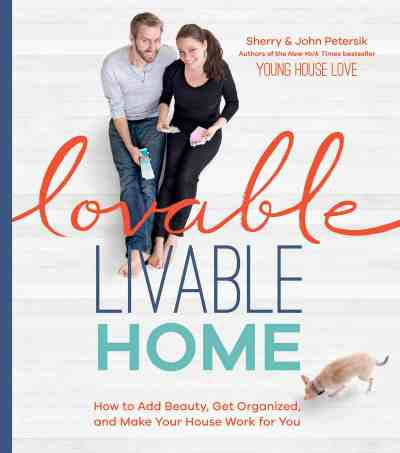 Gorgeous Books: Lovable Livable Home