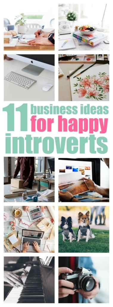 business-ideas-introverts-pinterest-collage