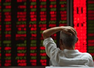 financial markets meltdown