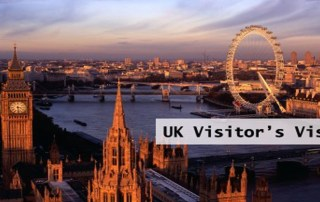 How to get UK Tourist Visit Visa