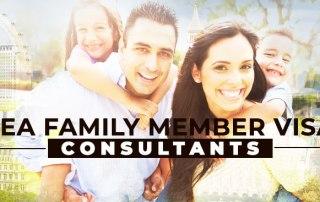 Bangalore Consultants on EEA Family Visa