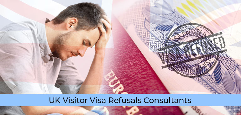 UK Visitor visa consultants in Mumbai on Visit Visa Refusals