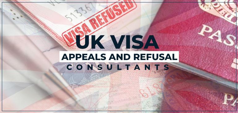 Chandigarh Consultants on UK Visa Refusal Appeal