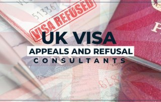 Chandigarh Consultants on UK Visa Refusal Appeal