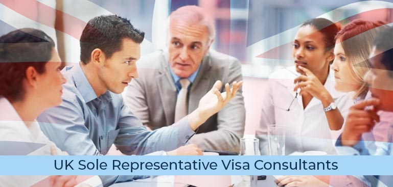 Sole Representative Visa Consultants in Bangalore on UK Business Expansion