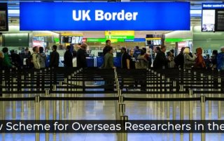 UK Immigration update