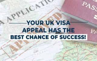 Success chances for UK Visa Appeal