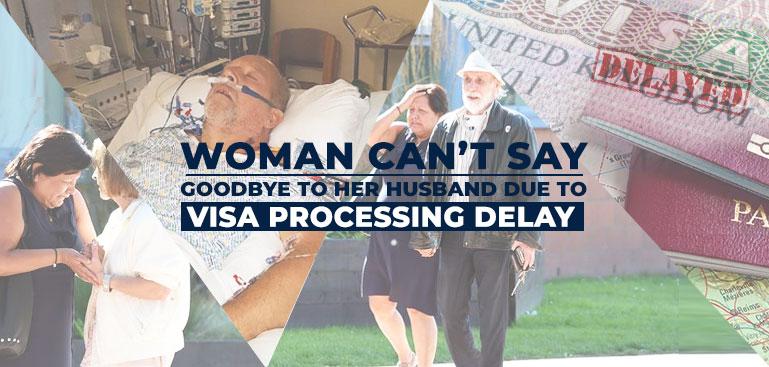 UK Visa news: Visa processing delay