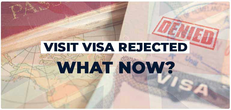 Uk Visa Refusal: What To Do Next