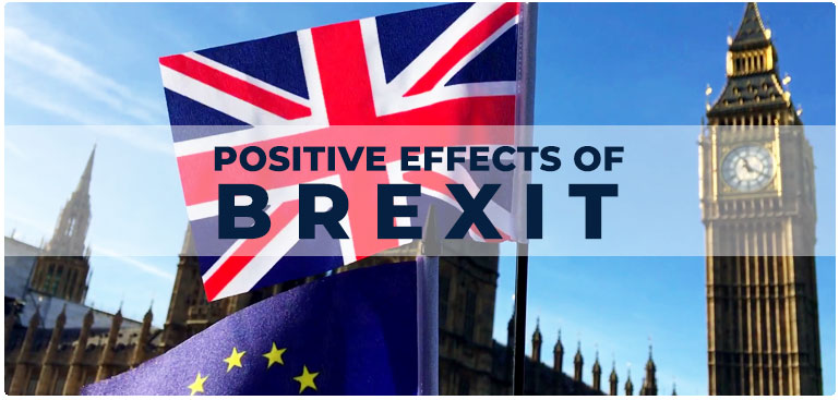 Brexit can help the UK businesses