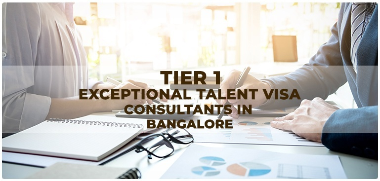 Tier 1 (Exceptional Talent) Visa for UK