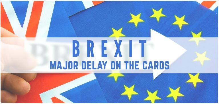Chances of a delayed Brexit