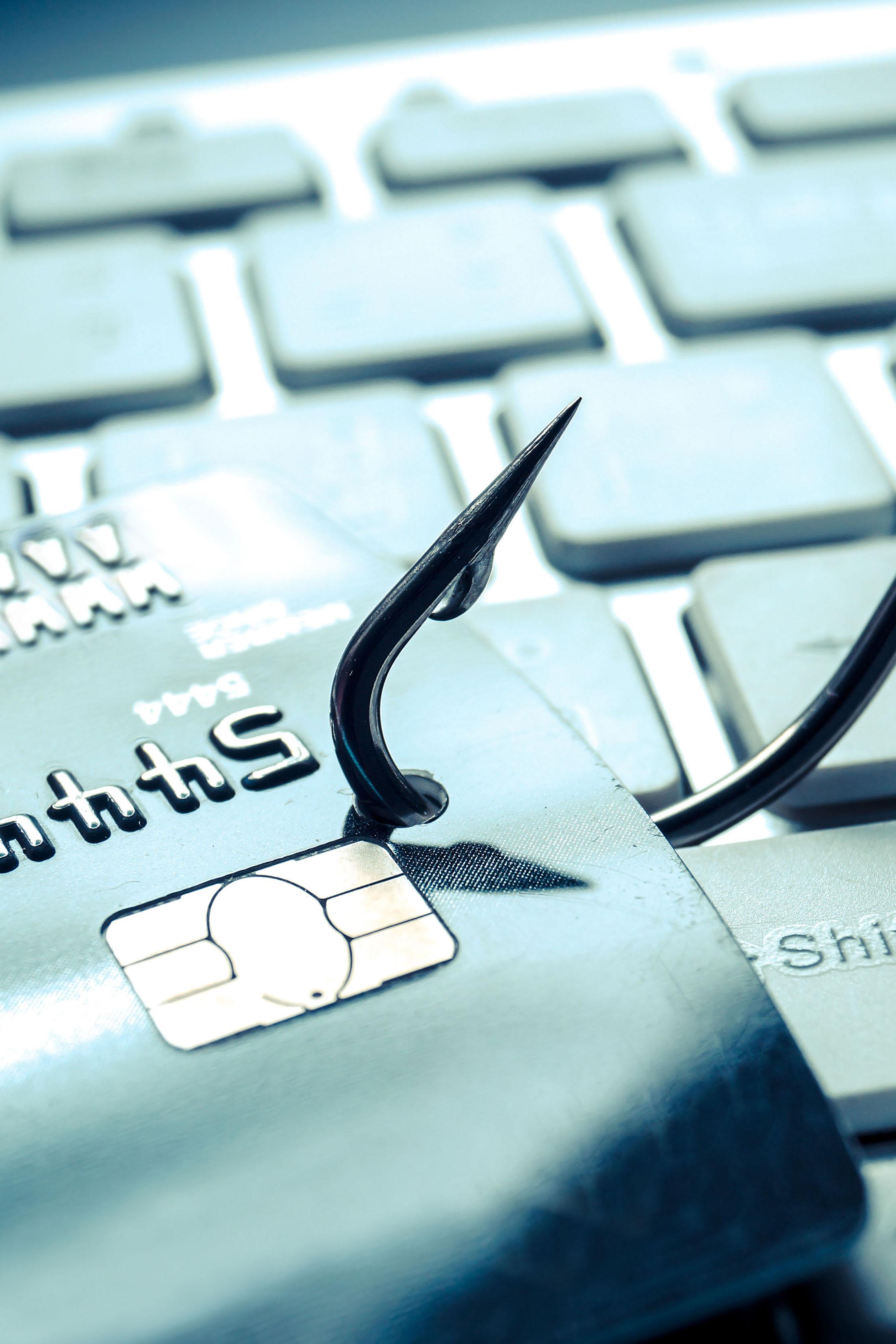 Gehackte Kreditkarten