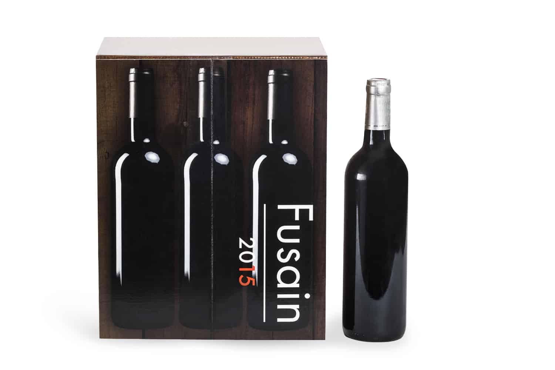 emballages vin et bouteilles personnalisable