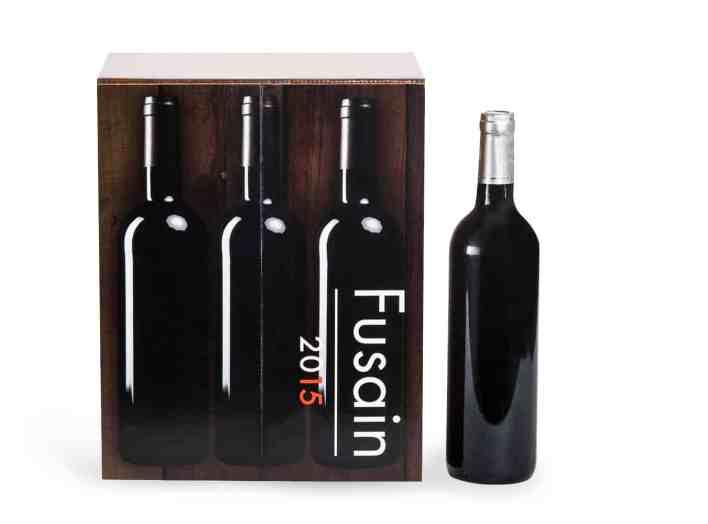 emballage bouteille personnalisé