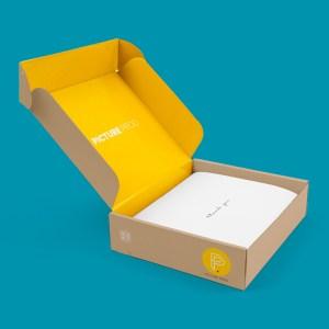 boite personnalisée carton
