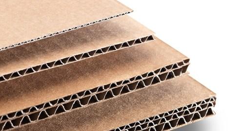 cartons ondulés pour emballage personnalisé