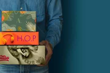 Boite carton personnalisable e-commerce