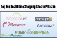 Top Ten Best Online Shopping Sites In Pakistan 2021