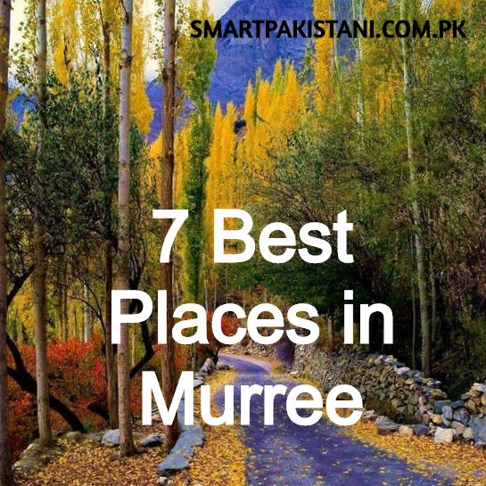 best places to visit in murree