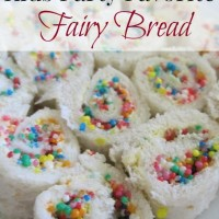 Kids Party Favorite Fairy Bread