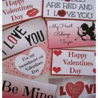 Valentines Gift Tags