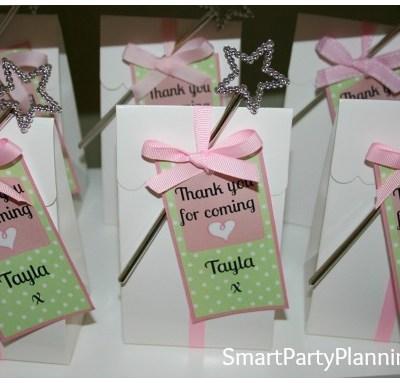 Tinkerbell Party Theme Ideas