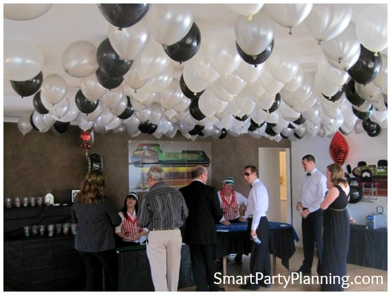 The best ever james bond theme party for Decoration 007