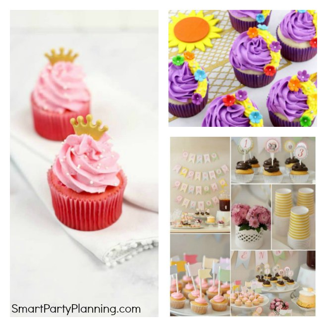 Simple Princess Party Ideas
