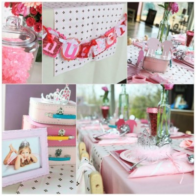 Princess Party Ideas – Weekly Roundup