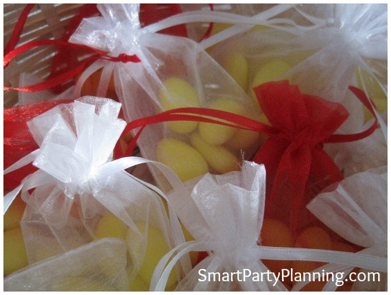 40th Anniversary Party Favors