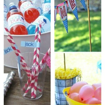 Easy And Fun Pool Party Ideas