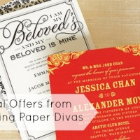 Wedding Paper Divas Special Offers