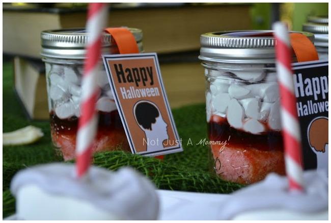 zombie brain jars