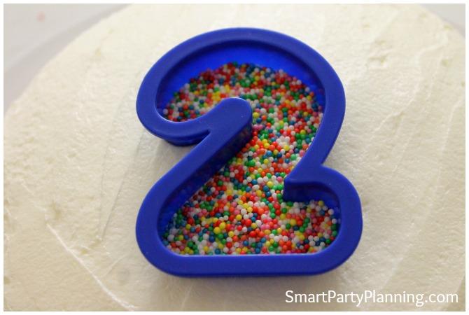 Sprinkles Cake