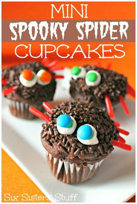 If you are looking for some easy Halloween food ideas, then you are completely sorted here.  There are recipe ideas for the kids and adults, with a choice of sweet or savory.  Recipe's are creepy and kinda cute too.  No: 2 will make you laugh!