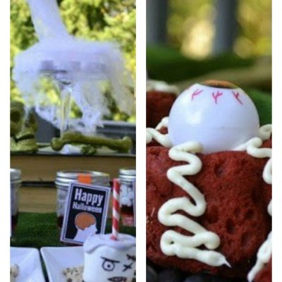 The Most Amazing Zombie Themed Party Everyone Will Love