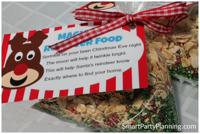 Magic Reindeer Food