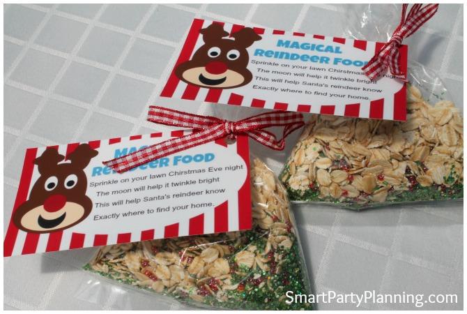 Magic Reindeer Food