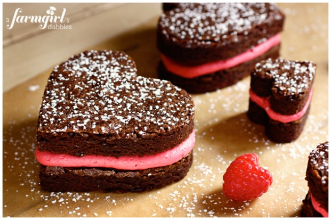 "This selection of Valentine's desserts is the perfect way to say ""I Love You"".  There is no need to struggle looking for dessert recipes when  any one of these would be an absolute winner.   Valentine's day will not be complete without one of these delights."