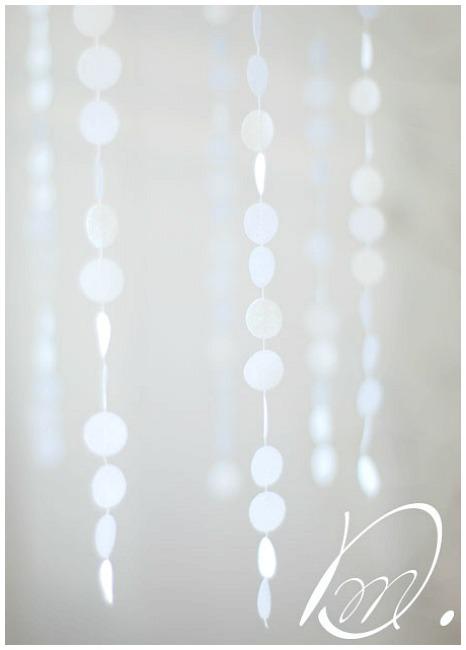 Chandelier sparkles