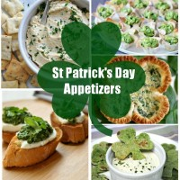 St Patrick's Day Appetizers
