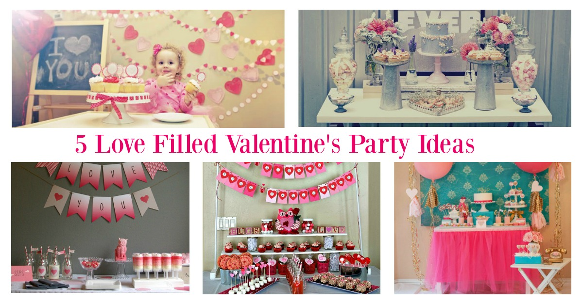 Looking For A Party That Says U201cI Love Youu201d? This Selection Of Love
