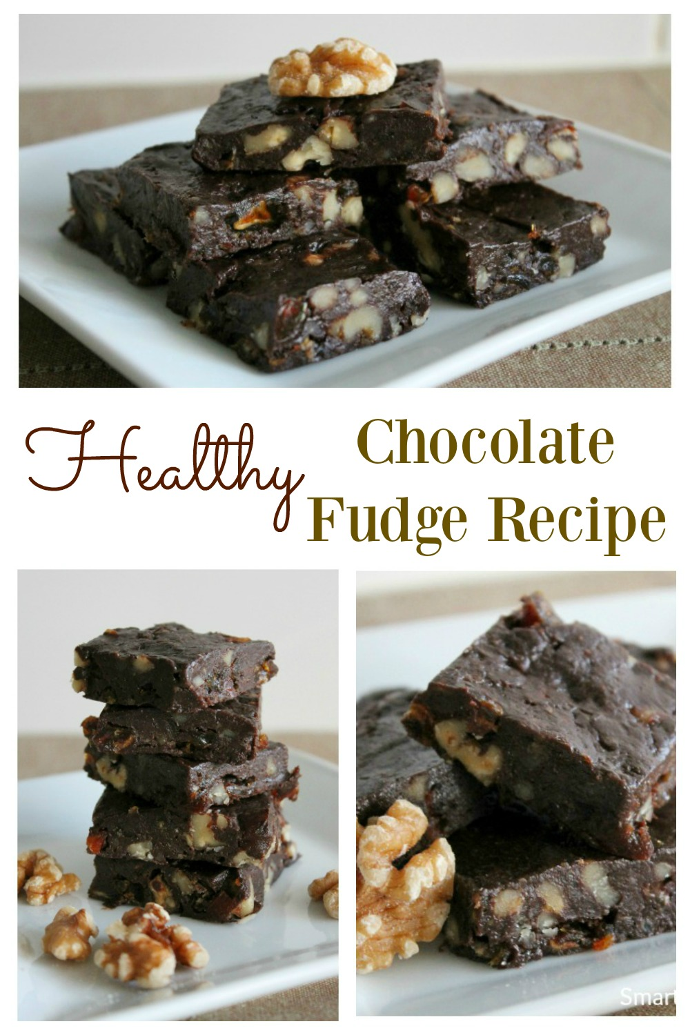 A simple healthy chocolate fudge recipe.Despite being healthy, it's rich and decadent. It's easy to make, and tastes amazing. This is the best ever chocolate fudge that you can eat guilt free.The whole family will love it, that's if you want to share with the kids! Grab this recipe now or regret it.