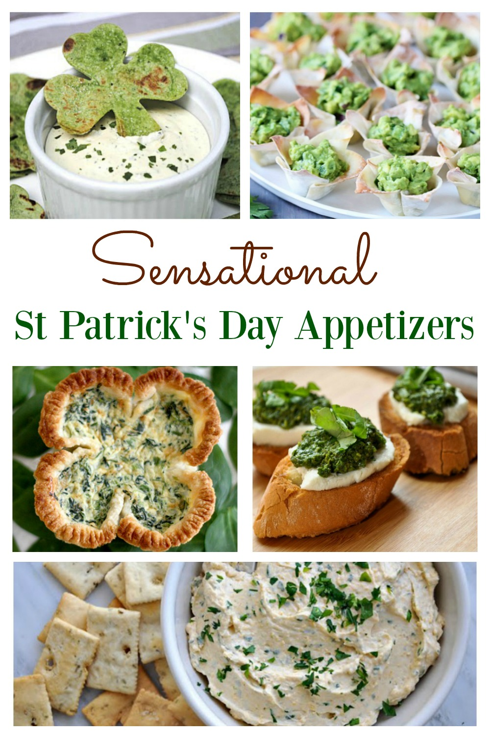 If you are planning a St Patrick's day celebration, the chances are you are looking for some amazing food to serve. It will be easy to organize that special event using this selection of St Patrick's day appetizers. Each morsel will satisfy the tastebuds, look amazing and have your guests begging for more. They are the prefect party food. So what are you waiting for? Check out these recipes and decide whether you are going to make one or all of them!