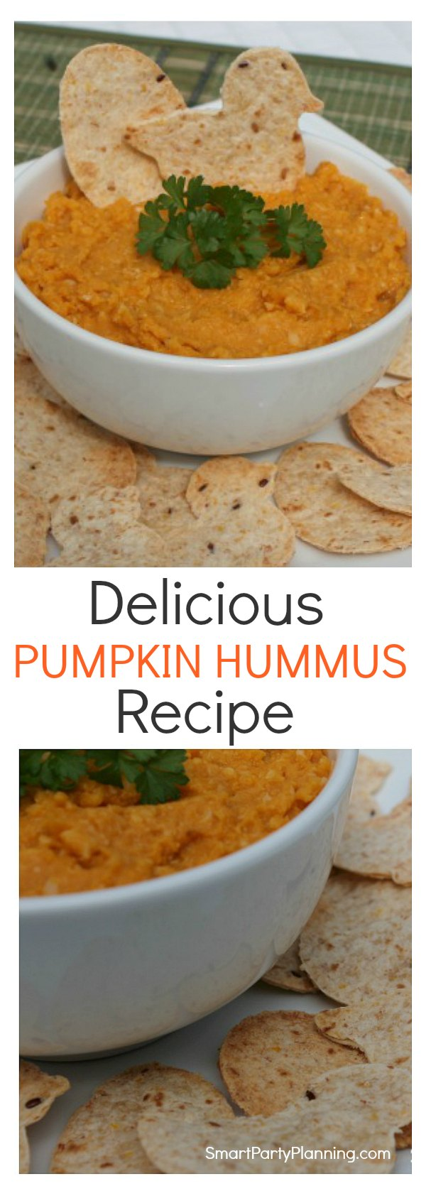 This pumpkin hummus recipe is incredibly refreshing and is perfect as a simple appetizer. Alternatively if you are looking for a lovely afternoon snack with a glass of wine, this dip will hit the spot!