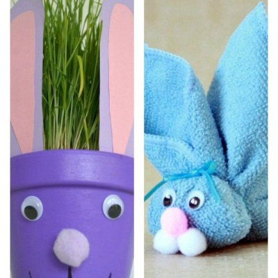 5 Easter Crafts For Kids They Can Easily Make