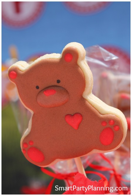 Teddy Bear Cookie