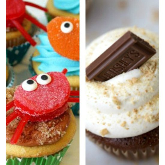 14 delicious fathers day cupcakes