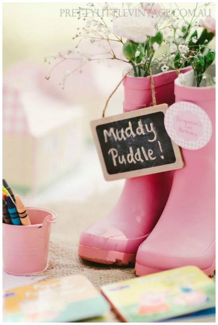 Peppa Pig Muddy Puddle Boots